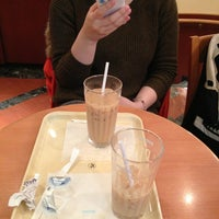 Photo taken at Doutor Coffee Shop by れい R. on 2/3/2014
