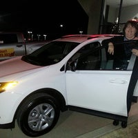 ... Photo Taken At AutoNation Toyota North Arlington By Judy R. On 1/1/ ...