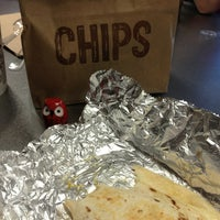 Photo taken at Chipotle Mexican Grill by Sarah S. on 2/19/2013