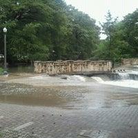 Photo taken at Brackenridge Park by Raymond D. on 9/29/2012