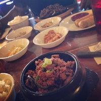 Photo taken at Seoul Korean Cuisine by Sergio G. on 10/3/2014