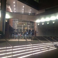 Photo taken at Baruch College - William and Anita Newman Vertical Campus by Naraa G. on 10/14/2012