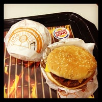 Photo taken at Burger King by Paulão S. on 12/4/2012