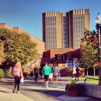 Photo taken at Kent State University by Daniel E. on 10/8/2013