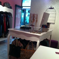 Photo taken at Izza boutique by Karla R. on 4/27/2013