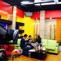 Photo taken at Televisa by Athenea D. on 11/27/2013