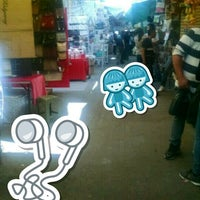 Photo taken at Barrio de Tepito by Patylu on 4/2/2017