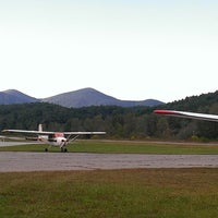 Photo taken at Lumpkin County Wimpys Airport by Craig B. on 10/19/2013