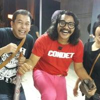 Photo taken at Jakarta Blues Festival by Andi Gandaria on 11/30/2014