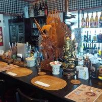 Photo taken at Ubud Suci Bali Asian Kitchen by Andi Gandaria on 7/8/2015