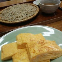 Photo taken at 蕎麦処さらざん by akico _. on 12/31/2013