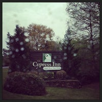 Photo taken at Cypress Inn Restaurant by Brindy on 4/3/2013