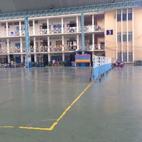 Photo taken at Sainamthip School by Chaniporn A. on 4/7/2015