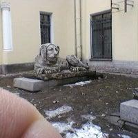 Снимок сделан в Государственный музей городской скульптуры пользователем Виктор Г. 4/14/2013