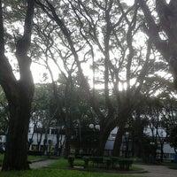 Photo taken at Praca Da Metodista by Leonardo S. on 4/8/2014