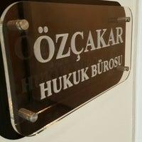 Photo taken at ÖZÇAKAR HUKUK BUROSU by Murat Ö. on 9/21/2015