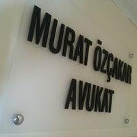 Photo taken at ÖZÇAKAR HUKUK BUROSU by Murat Ö. on 6/21/2014