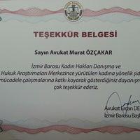 Photo taken at ÖZÇAKAR HUKUK BUROSU by Murat Ö. on 10/21/2014