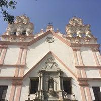 Photo taken at Parroquia de Ntra. Sra. del Carmen y Santa Teresa by Andrey K. on 8/16/2016