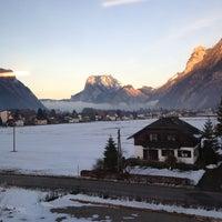 Photo taken at Hochsteg Gütl by Mashechka P. on 12/30/2012