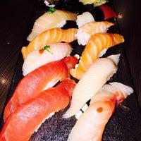 Photo taken at Zakuro Japanese Bistro & Sushi Bar by Eldridge V. on 7/15/2016
