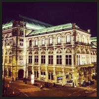 Photo taken at Vienna State Opera by Sérgio G. on 12/30/2012