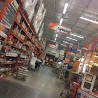Photo Taken At The Home Depot By CJ G On 10 25 2016