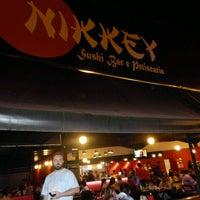 Foto tirada no(a) Nikkey Sushi Bar e Petiscaria por Tadeu D. em 3/16/2013