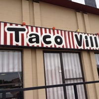 Photo taken at Taco Villa by Glenn B. on 9/15/2012