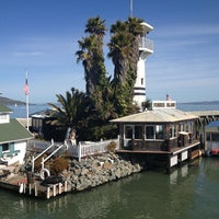 Photo taken at Forbes Island Restaurant by Henry T. on 3/17/2013