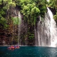 Photo taken at Tinago Falls by Cef C. on 8/28/2014