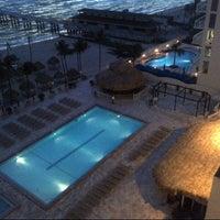 Photo taken at Newport beachside hotel - 10th floor by Stefan D. on 12/5/2012