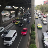 Photo taken at Wat Samian Nari Intersection by aanyonee on 3/13/2017
