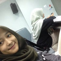Photo taken at Fakulti Kejuruteraan dan Alam Bina UKM by ohh y. on 3/7/2017