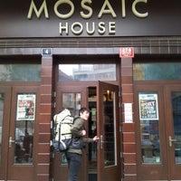 Photo taken at Mosaic House by Saskia M. on 10/20/2012
