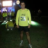Photo taken at Night Run by Jefferson A. on 10/6/2013