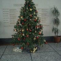Photo taken at Pravni fakultet by Mirna on 12/26/2012