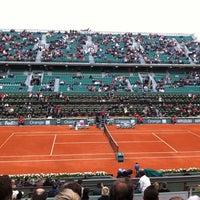 Photo prise au Stade Roland Garros par Alexander P. le5/31/2013