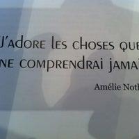 Foto tirada no(a) Librairie Gourmande por Ani M. em 3/17/2013