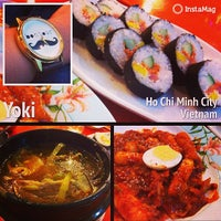 Photo taken at Yoki - Korean Food by Hoe on 9/29/2013