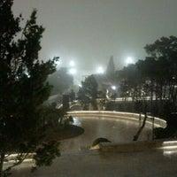 Снимок сделан в Нагорный парк пользователем Sergey K. 1/27/2013