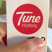 Photo taken at Tune Hotels Davao by Joanne Kristine R. on 9/5/2014