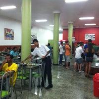 Photo taken at Restaurante Cantinho Verde by Alencar S. on 11/18/2012