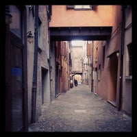 Photo taken at Via Delle Volte by andrea b. on 2/28/2014
