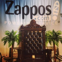 Photo taken at Zappos HQ by Michelle C. on 7/22/2014
