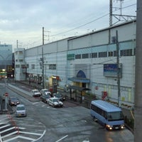Photo taken at Shin-Sugita Station by Togashi K. on 11/21/2012