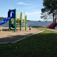 Photo taken at DeWolf Park by Shawn L. on 7/20/2014