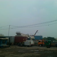 Photo taken at Tanjung Priok Access Road Project - E2 project office by Josep G. on 12/3/2013