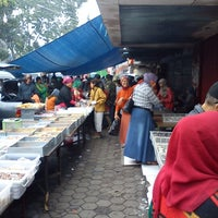 Photo taken at Pasar Kue Tradisional by Tauhid S. on 2/8/2013
