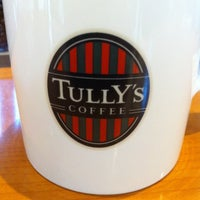 Photo taken at Tully's Coffee by chida3 on 4/22/2013